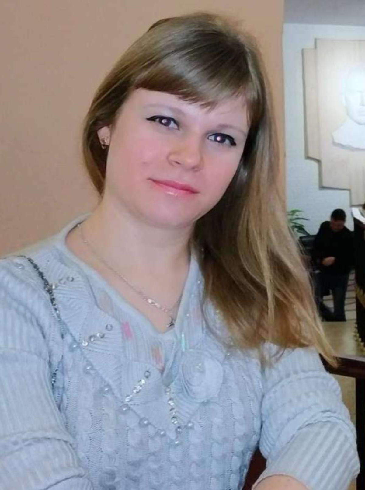 Учитель Ольга