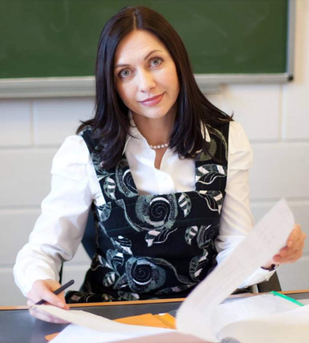 Учитель Мария